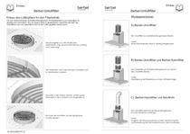 Gebrauchs- und Montageanleitung berbel Umluftfilter BUF 125