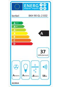 Energy-label berbel BKH 90 GL-2