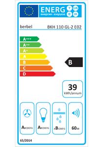 Energy-label berbel BKH 110 GL-2