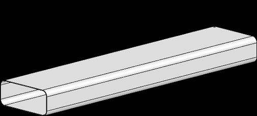 Sistema 150 – Canale piatto