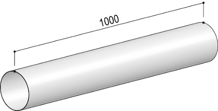 Sistema 150 – <strong>conduttura rotonda</strong>