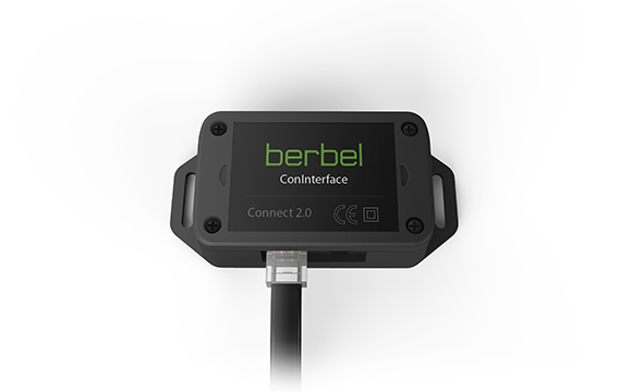 berbel Connect 2.0 (per cappe a isola, a parete e headfree)