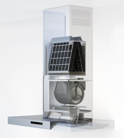Filtro per ricircolo d'aria permalyt®